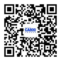 CA800二维码